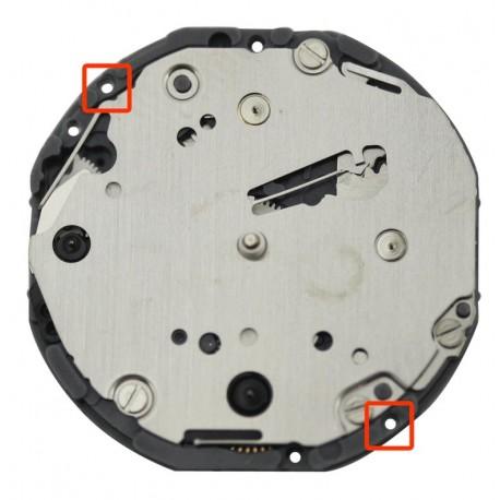 Mecanism Ceas Quartz Hattori Chronograph VD84