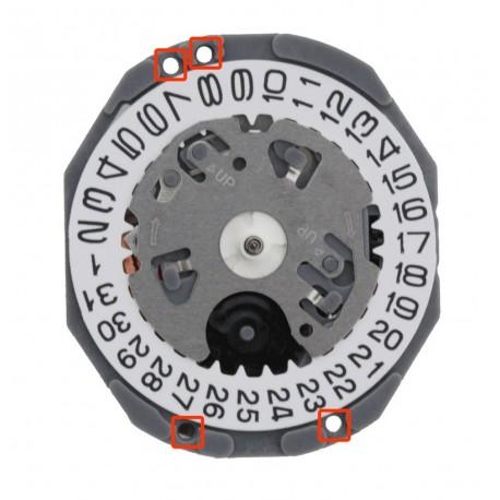 Mecanism Ceas Quartz Hattori VJ24