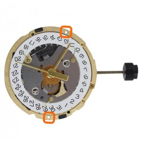 Mecanism Ceas Quartz ETA 251.471