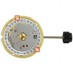 Mecanism Ceas Quartz ETA F03.111