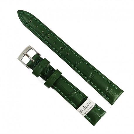 Curea de ceas Morellato Bolle Alligatore Grain Calf Leather 14mm A01X2269480072CR