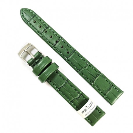 Curea de ceas Morellato Juke Alligatore Grain Coated Leather 14mm A01X4934A95075CR