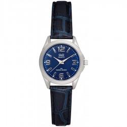 Ceas de dama Q&Q Albastru Bleumarin C193J345Y