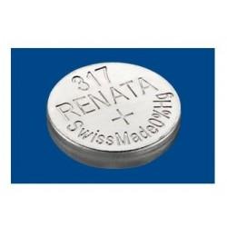 Pachet 10 baterii pentru ceas - Renata 317