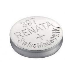 Pachet 10 baterii pentru Ceas Renata 397