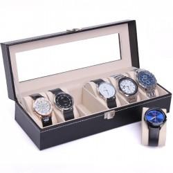 PROMO Caseta Organizare 6 Ceasuri Clema