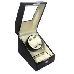 Watch Winder 2 + 3  Dispozitiv pentru intoarcere ceasuri automatice WW23BW
