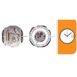 Mecamism ceas quartz 2115 - 3H