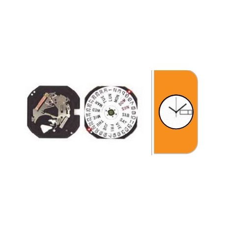 Mecanism ceas quartz EPSON VX43E111-3H