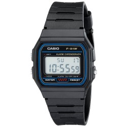 Ceas ORIGINAL Casio F-91W-1