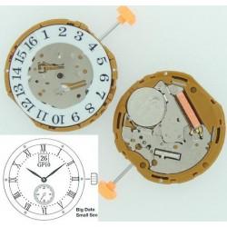 Mecanism Ceas Miyota GP10