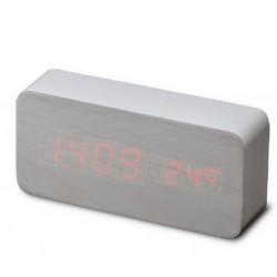 Ceas de masa LED cu alarma si termometru