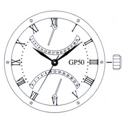 Mecanism Ceas Miyota GP50