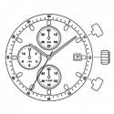 Mecanism Ceas Miyota OS10