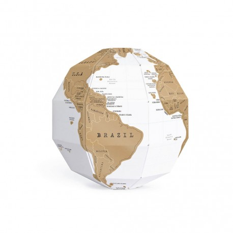 Scratch Globe Glob pamantesc razuibil