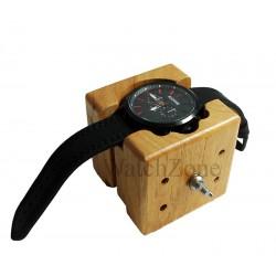 Menghina pentru ceasornicar din lemn format mare