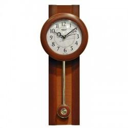 Ceas de perete cu pendula Rikon 5102 Wood2