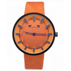 Ceas unisex MATTEO FERARI ORANGE MF633