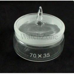 Ulcior ceasornicar - recipient sticla pentru lichide