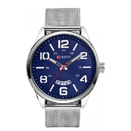 Ceas Barbatesc CURREN Fashion Business Men - BLUE