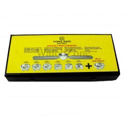 Cheie pentru ceasuri tip Rolex No. 5537 cu 7 capete