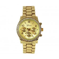 Ceas dama Geneva - Gold Liss WZ1932