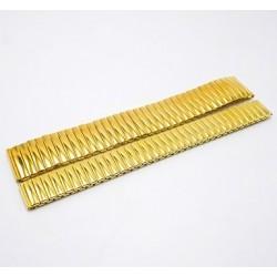 Bratara Ceas Elastica Aurie Din Metal 14mm 16mm 22mm WZ116