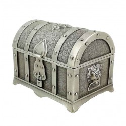 Caseta Bijuterii Antimoniu Treasure Chest WZ212