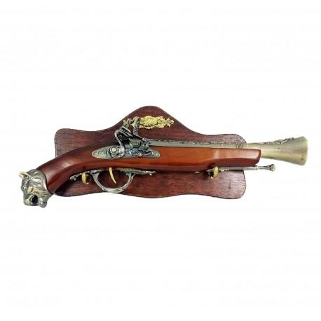 Pistol Bricheta cu Panoplie Jaguar WZ2120