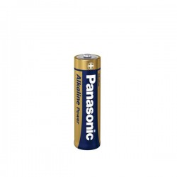 Baterie Alcalina Panasonic Alkaline Power AA LR6 Set 4 Baterii