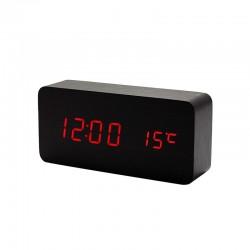 Ceas De Masa LED cu Alarma si Termometru WZ2337
