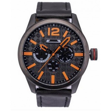 Ceas Bărbătesc MATTEO FERARI Black/Black Casual XVI MF8247