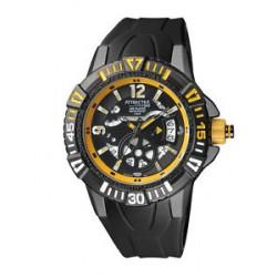 Ceas bărbătesc Q&Q Attractive Sport Yellow DA72J512Y