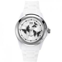 Ceas damă Q&Q, alb Z104J002Y