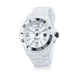 Ceas damă Q&Q, alb A430J002Y