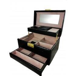 Casetă pentru bijuterii 11 spații diverse - WZ2496