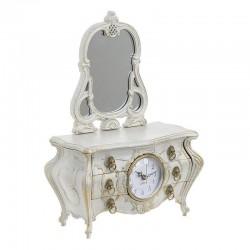 Ceas de masă cu oglindă
