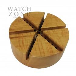 Suport din lemn brățări ceas