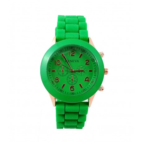 Ceas de damă Geneva - Green