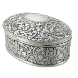 Casetă de bijuterii din antimoniu