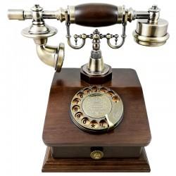Telefon cu disc clasic