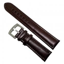 CuCurea ceas simpla maro XL 20mm 22mm 24mm WZ938