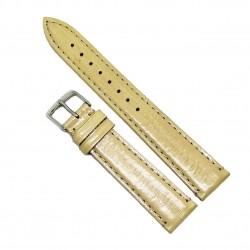 Curea ceas din piele naturala bej Morellato - 18mm - C2959