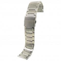 Bratara ceas argintie 22mm/22mm WZ1449