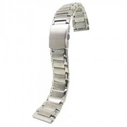 Bratara ceas argintie 22mm/20mm WZ1367