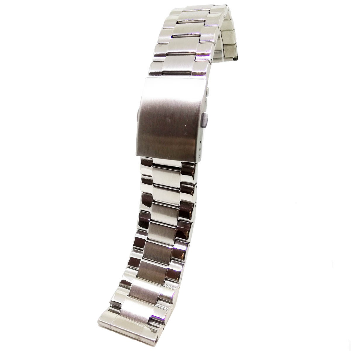 Bratara Ceas Din Otel Inoxidabil Argintie 22mm 24mmm 26mm Wz3244
