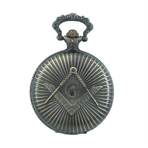 Ceas Buzunar - Simboluri Masonice