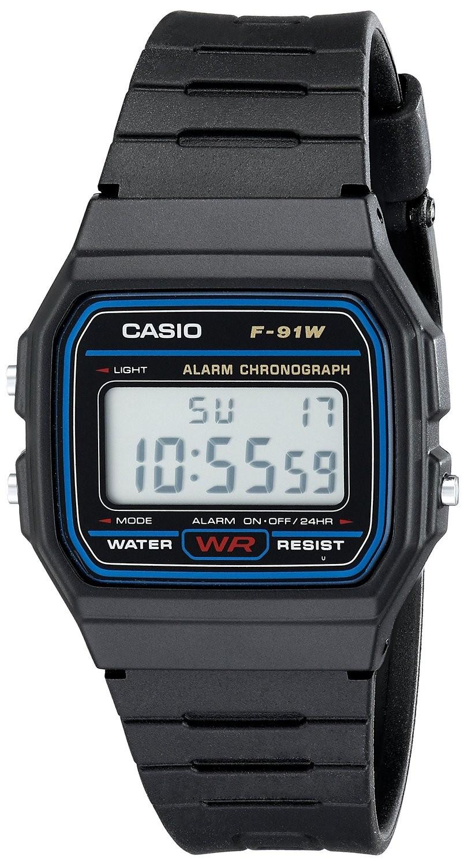Ceas Barbatesc Original Casio F-91w-1