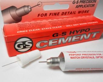 Adeziv G-s Hypo Cement Cristale Si Bijuterii