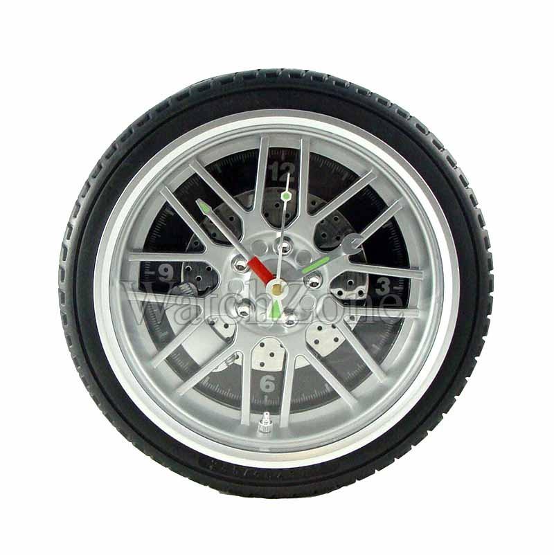Ceas De Perete Anvelopa Mag Wheel Clock